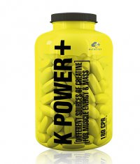 4+ NUTRITION K POWER + / 180caps