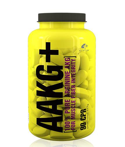4-nutrition AAKG + / 90tabs.