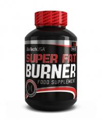 BIOTECH USA Super Fat Burners 120 Tabs.
