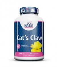 HAYA LABS Cat's Claw 3% 500mg 100 Caps