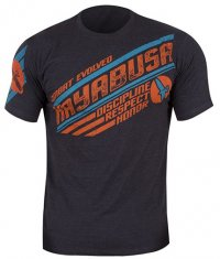 HAYABUSA FIGHTWEAR Combat Evolved T-Shirt / Grey