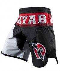 HAYABUSA FIGHTWEAR Flex Factor Training Shorts - Red / Black