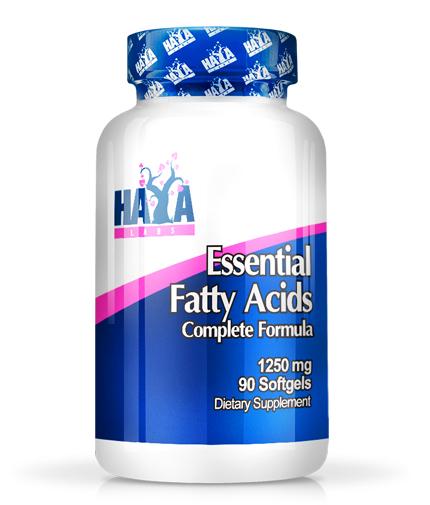 HAYA LABS Essential Fatty Acids 1250mg / 90soft