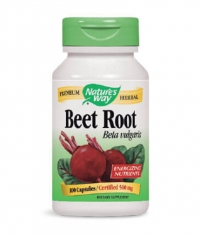 NATURES WAY Beet Root Beta Vulgaris 100 Caps.
