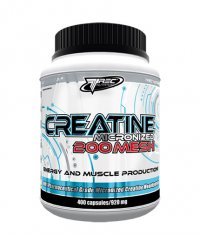 TREC Creatine Micronized 200 Mesh / 400 Caps.