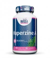 HAYA LABS Huperzine A 98% Extract 200mcg / 90caps