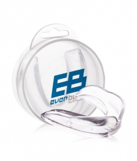 EVERBUILD Single mouth guard / white