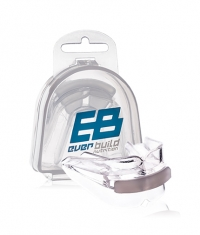 EVERBUILD Double mouth guard / white