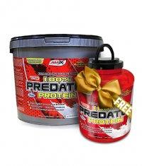 PROMO STACK AMIX 100% Predator Protein 4kg + AMIX 100% Predator Protein 2kg FREE