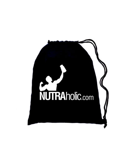 DEDICATED Backpack Nutraholic