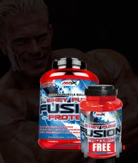 PROMO STACK BlackFriday Whey Pure Fusion 5lb + 2lb FREE!