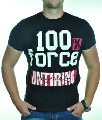 UNTIRINGUS T-Shirt Force