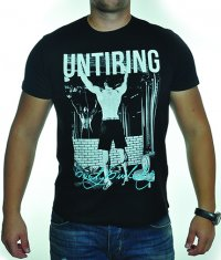 UNTIRINGUS T-Shirt Bodybuilder