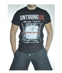 UNTIRINGUS T-shirt Boxing