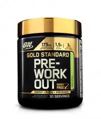 OPTIMUM NUTRITION GOLD STANDARD PRE-WORKOUT / 30 serv.