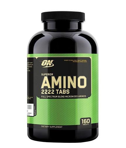 optimum-nutrition Superior Amino 2222 / 160 Tabs.