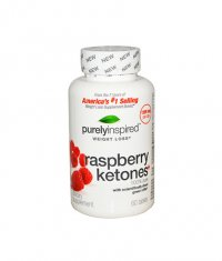 PURELY INSPIRED Rasberry Ketones / 60tabs.