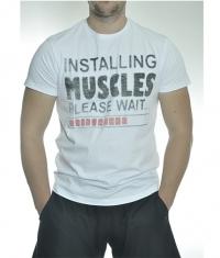 UNTIRINGUS T-Shirt Instal