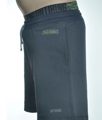 UNTIRINGUS Shorts with sling / blue