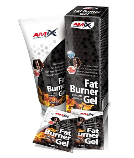 AMIX Fat Burner Gel Men 200 ml.