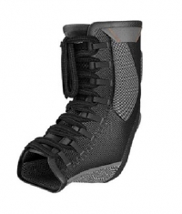 SHOCK DOCTOR Ultra Gel Lace Ankle Support / BLACK