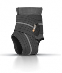 SHOCK DOCTOR Ankle Sleeve / Compression Wrap Support / BLACK