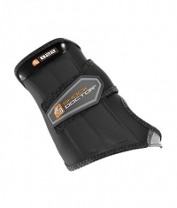 SHOCK DOCTOR Wrist Sleeve-Wrap Support / RIGHT HAND