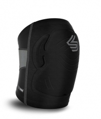 SHOCK DOCTOR Ultra Skinshock Knee Pad Basketball / Volleyball / BLACK