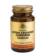 SOLGAR Lutein Lycopene carotene / 30 vcaps.