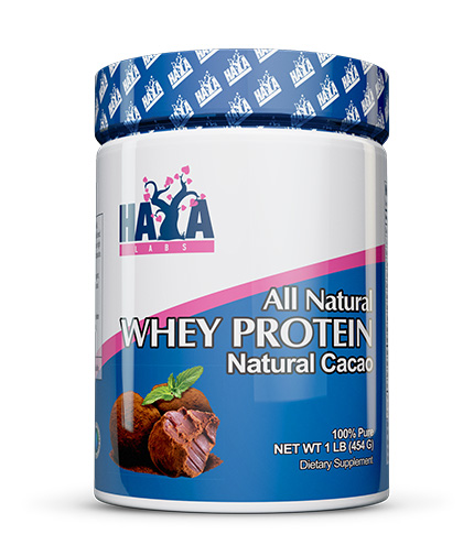 haya-labs 100% All Natural Whey Protein  / Organic Cacao