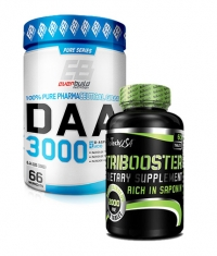 PROMO STACK Testosterone composition 1