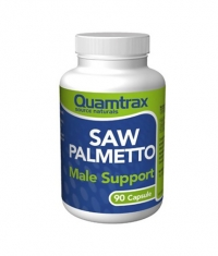 QUAMTRAX NUTRITION Saw Palmetto 300 mg /  90 caps