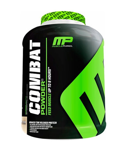MUSCLE PHARM Combat Powder /NEW Formula/ 1.814