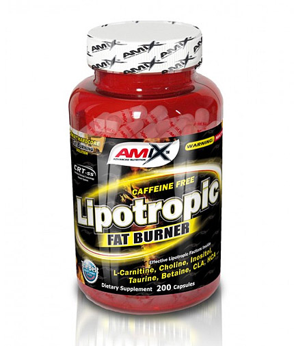 AMIX Lipotropic Fat Burner 200 Caps.